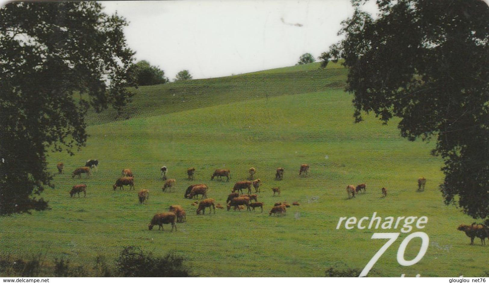 MOBICARTE...RECHARGE 70... - France