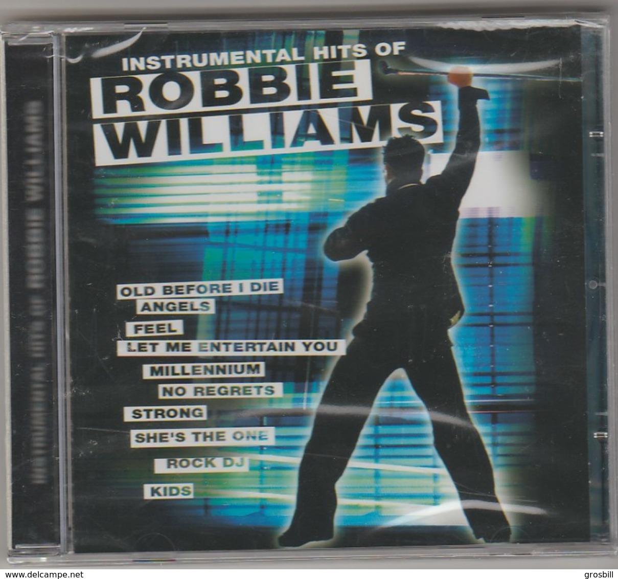 Instrumental Hits Of Robbie WILLIAMS - Musik & Instrumente