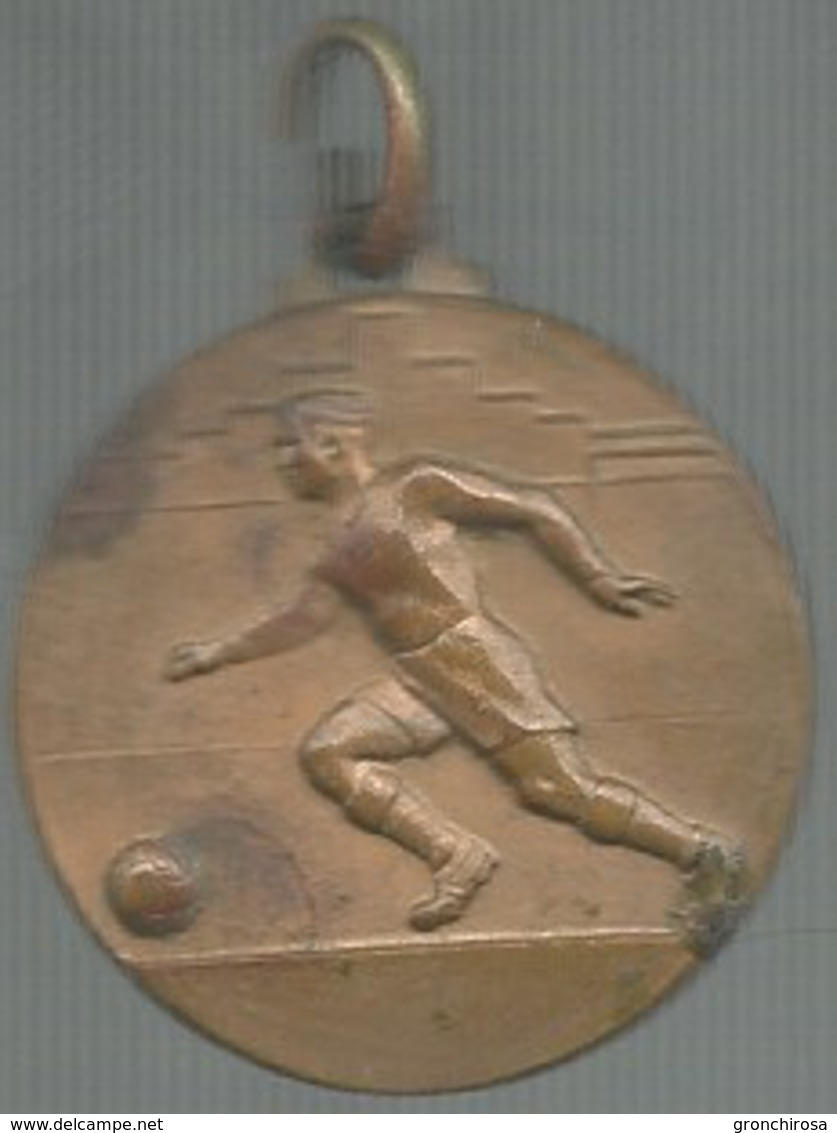 Sport, Calcio, Ae. Gr. 8, Cm. 2,8. - Italia