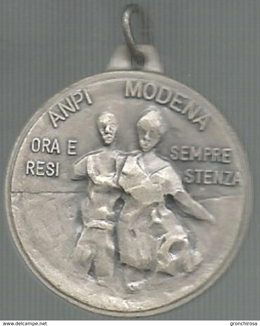 Modena, ANPI, Ora E Sempre Resistenza, 30 Della Costituzione 1948-1978, Mist. Gr. 13, Cm. 3. - Altri