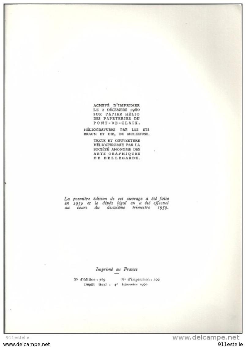 74  CHAMONIX . Arthaud 1960. Broché. In-8 Cartonnage éditeur Illustré &Relié D'après La Maquette De Claude Arthaud. - Rhône-Alpes