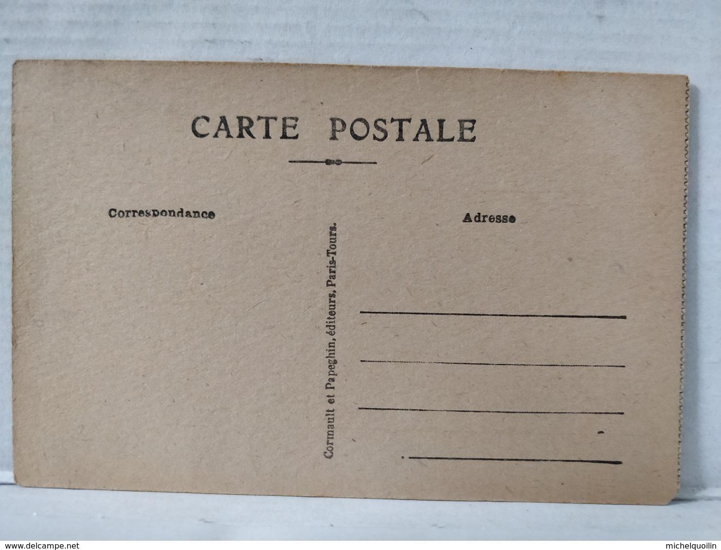 Saint-Mihiel. Le Président Poincaré, Le Préfet, Le Sous-Préfet, Parcourent Les Rues De La Ville - Saint Mihiel