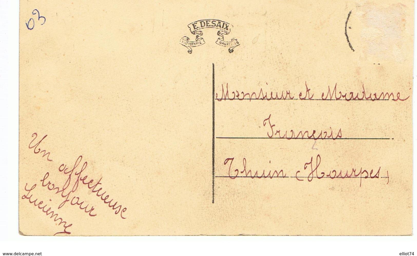 LOBBES - Pensionnat De La Visitation - Cour De Récréation - Lobbes