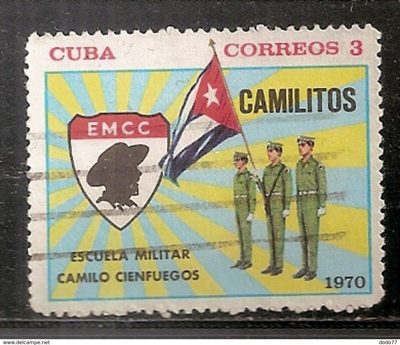 CUBA       OBLITERE - Cuba