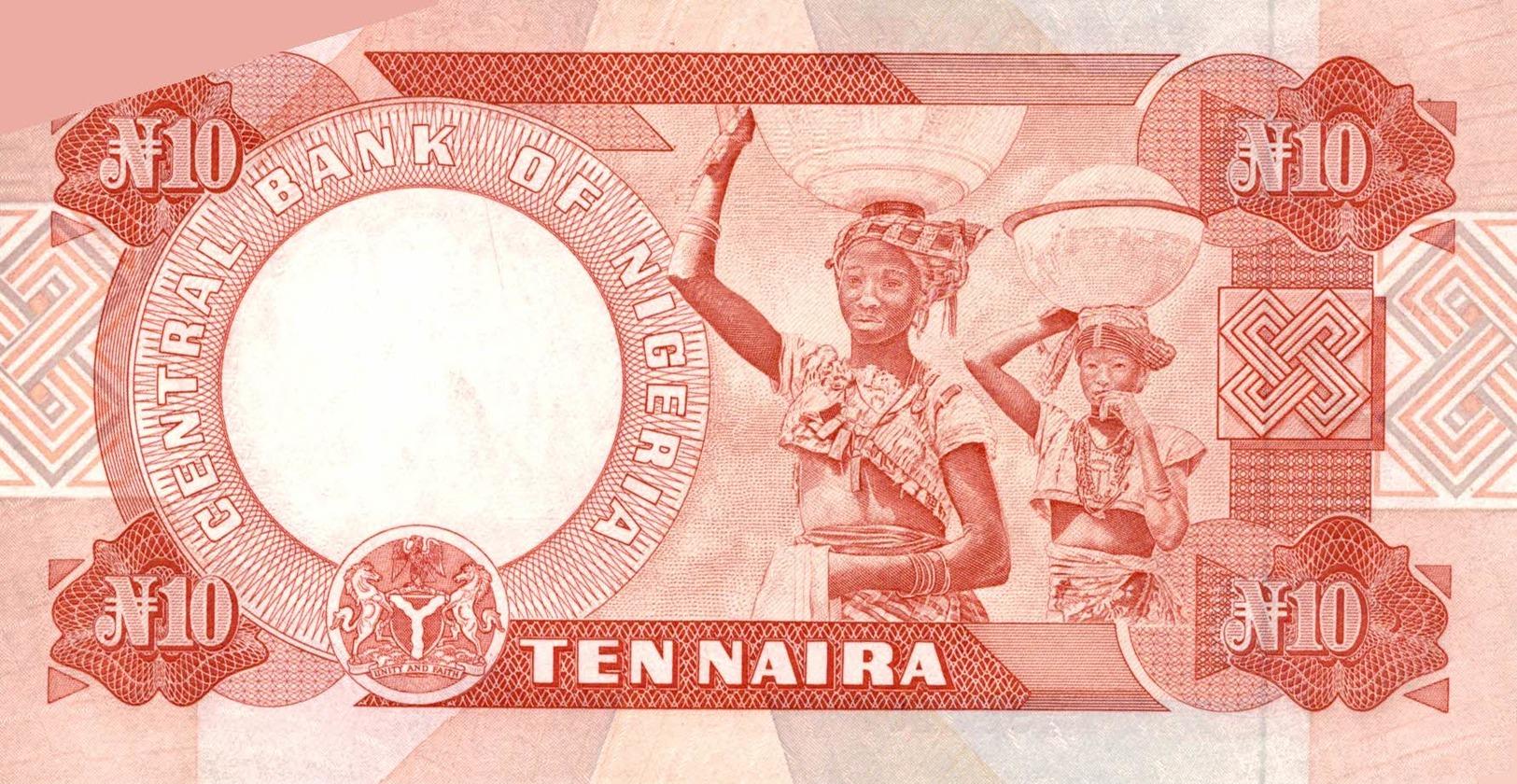 6667-2019    BILLET DE BANQUE   NIGERIA - Nigeria