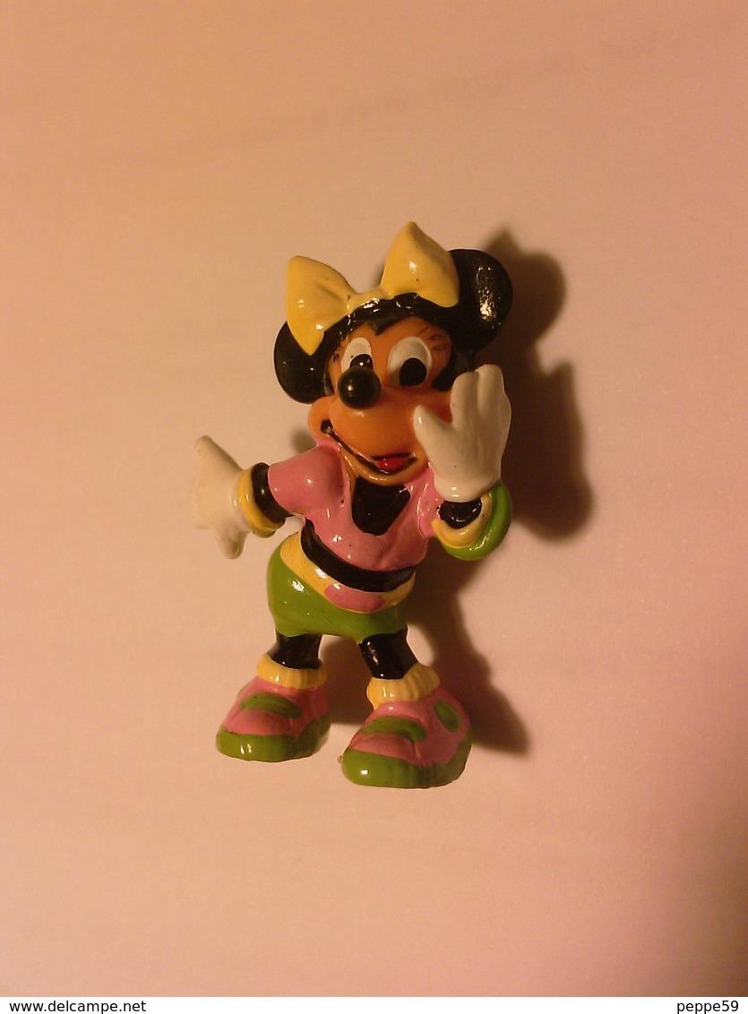 Kinder Ferrero - Topolino E I Suoi Amici - Minnie - ( MICKY UND SEINE TOLLEN FREUNDE) - Monoblocchi