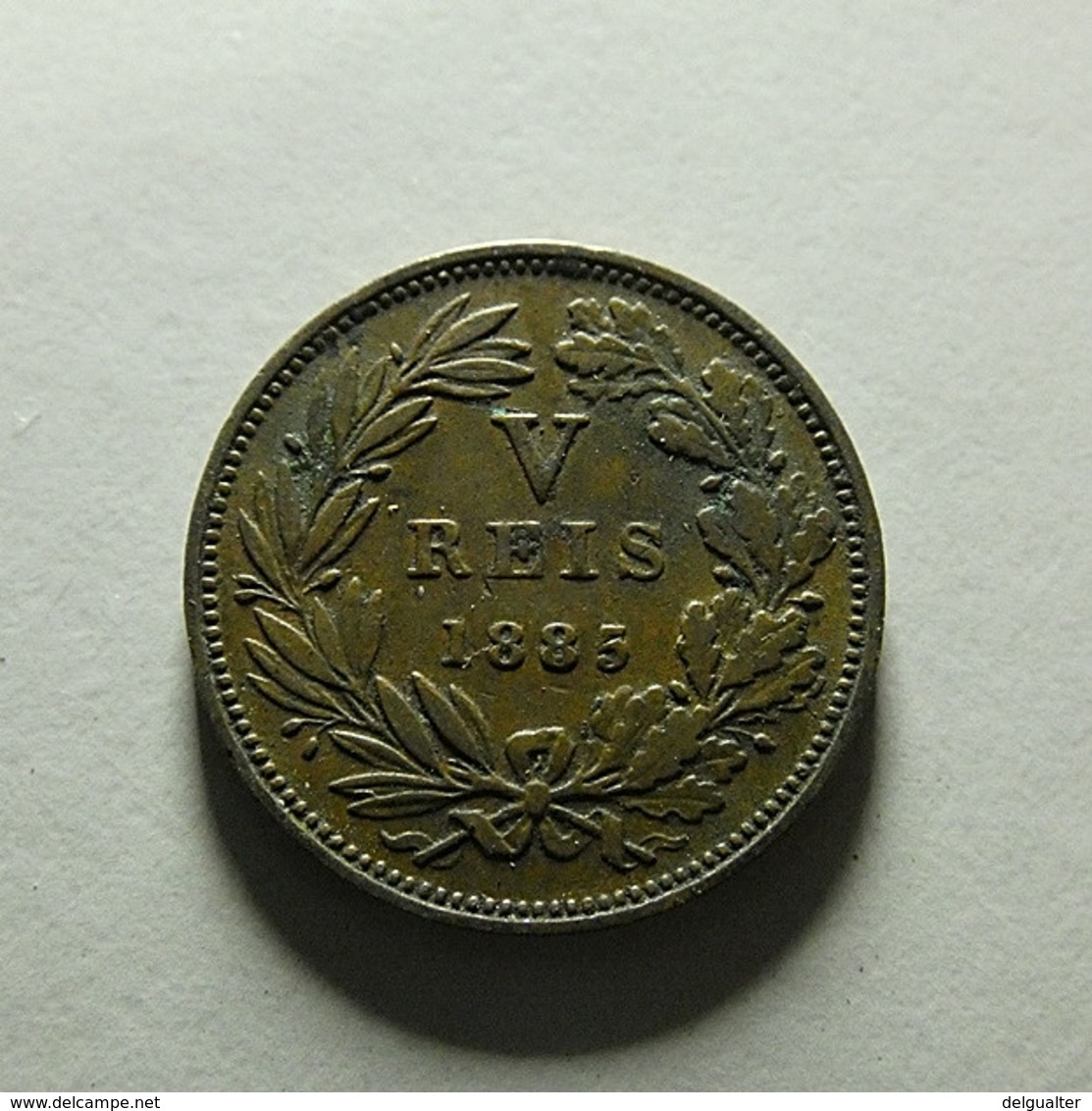Portugal V Reis 1885 - Portugal