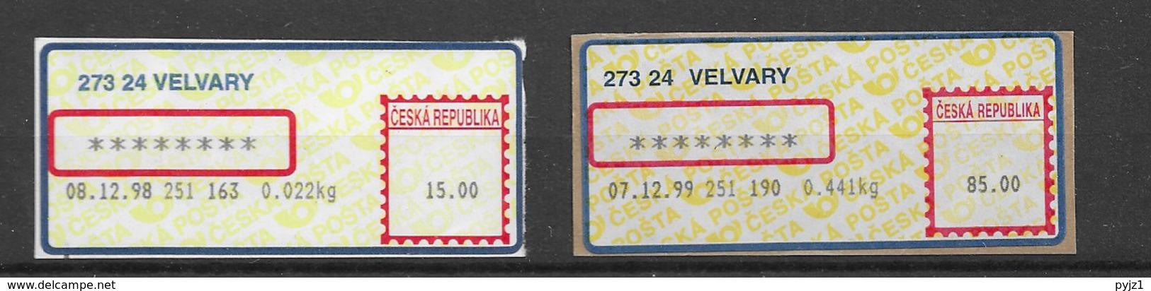 MNH  Ceska Republika, - Tchéquie