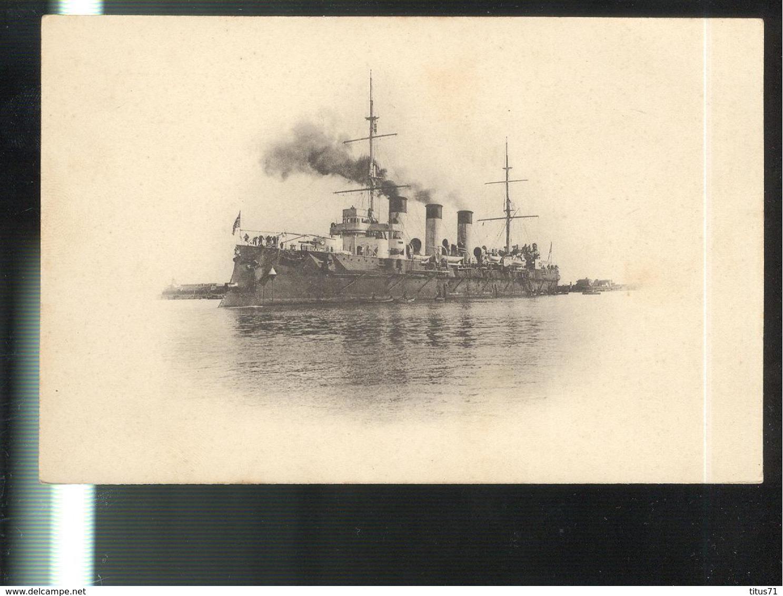 CPA Navire Oleg Marine Impériale Russe - Ships