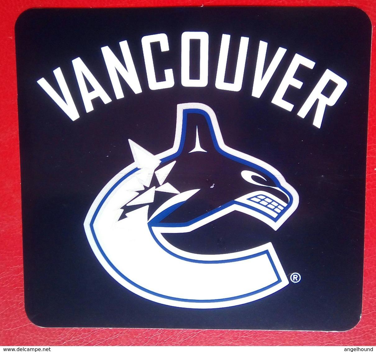 Team Sticker - Vancouver Canucks