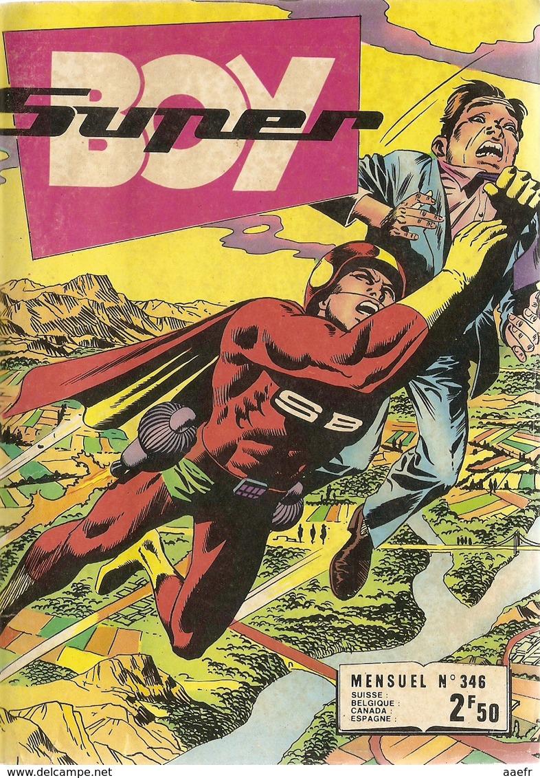 Super Boy - N° 346 - Impéria 1978 - Livres, BD, Revues