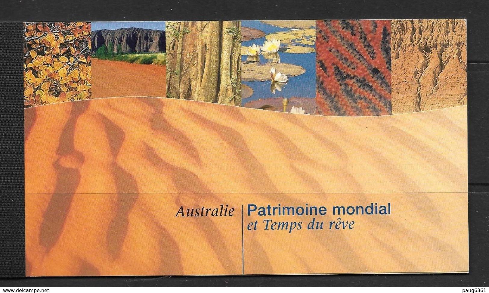 ONU GENEVE 1999 CARNET AUSTRALIE  YVERT N°C381 NEUF MNH** - Carnets