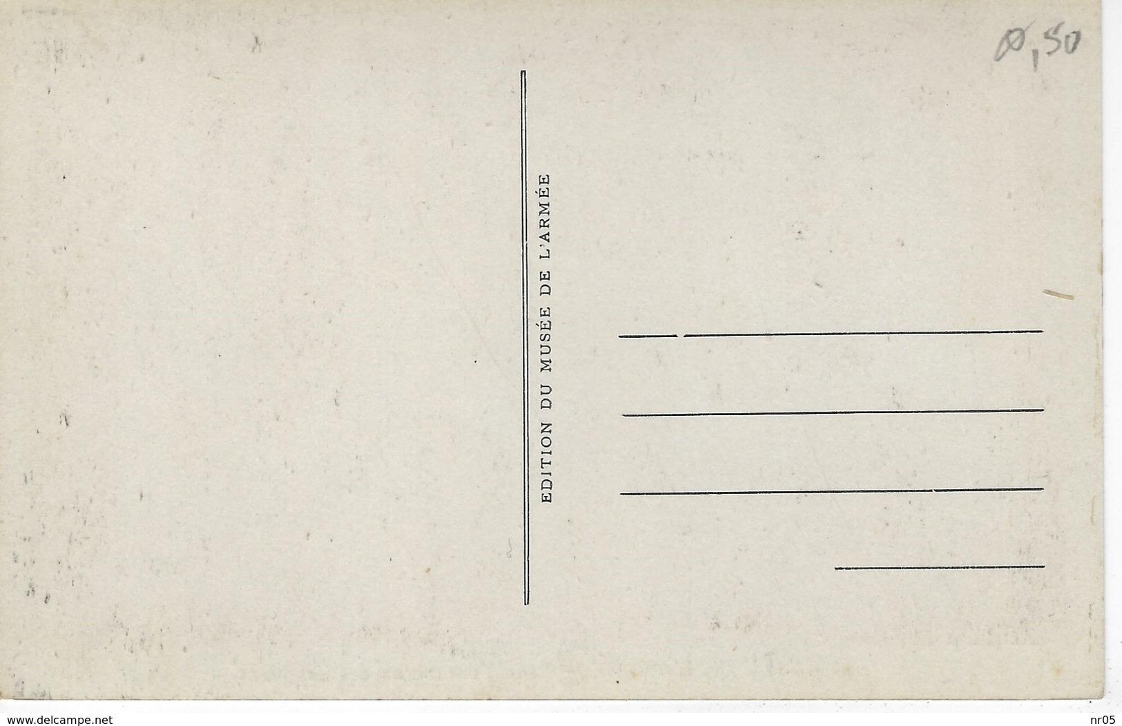 75 ( Paris ) -  PARIS - MUSEE De L'ARMEE - Salle Turenne Ou Des Drapeaux ( Edition Musee De L'Armee ) - Museum