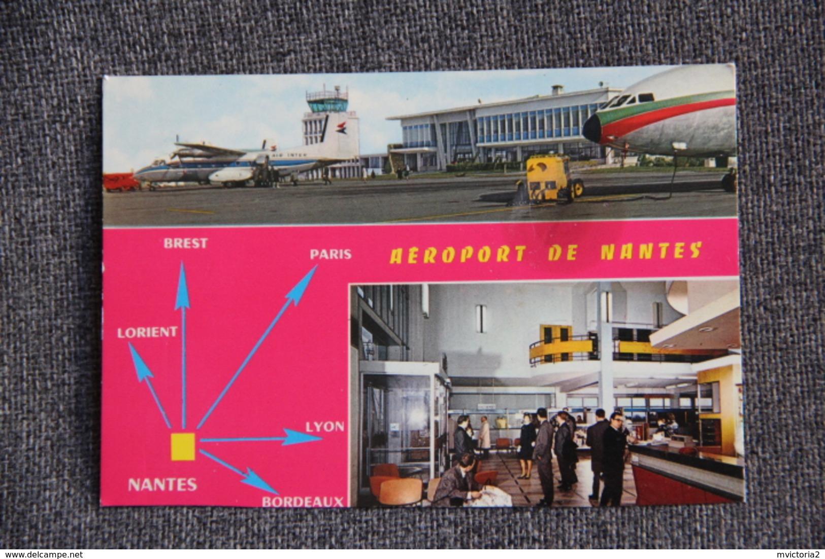 Aéroport De NANTES - Nantes