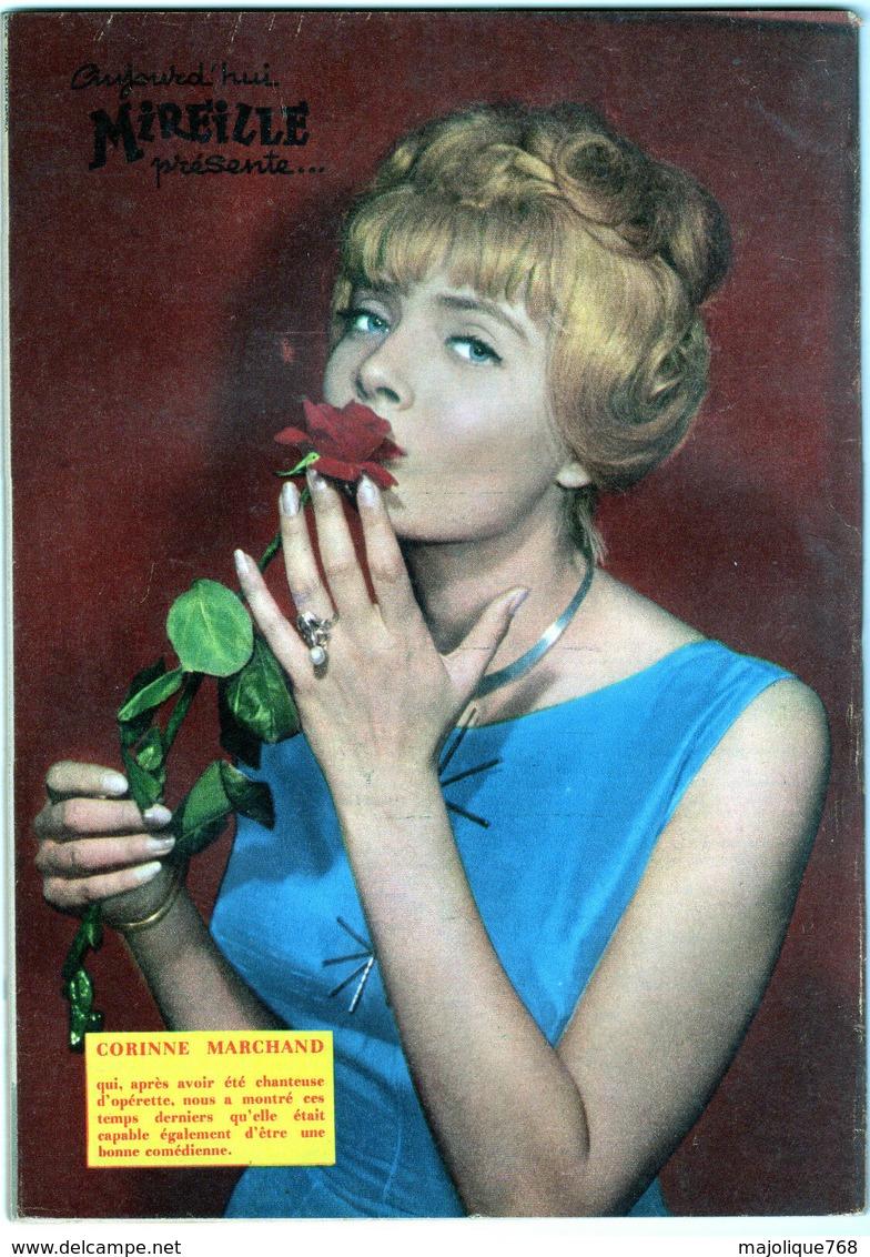 Mireille Le Magazine De Mademoiselle N°367 Le 01 Août 1962 édition Del Duca - Magazines Et Périodiques