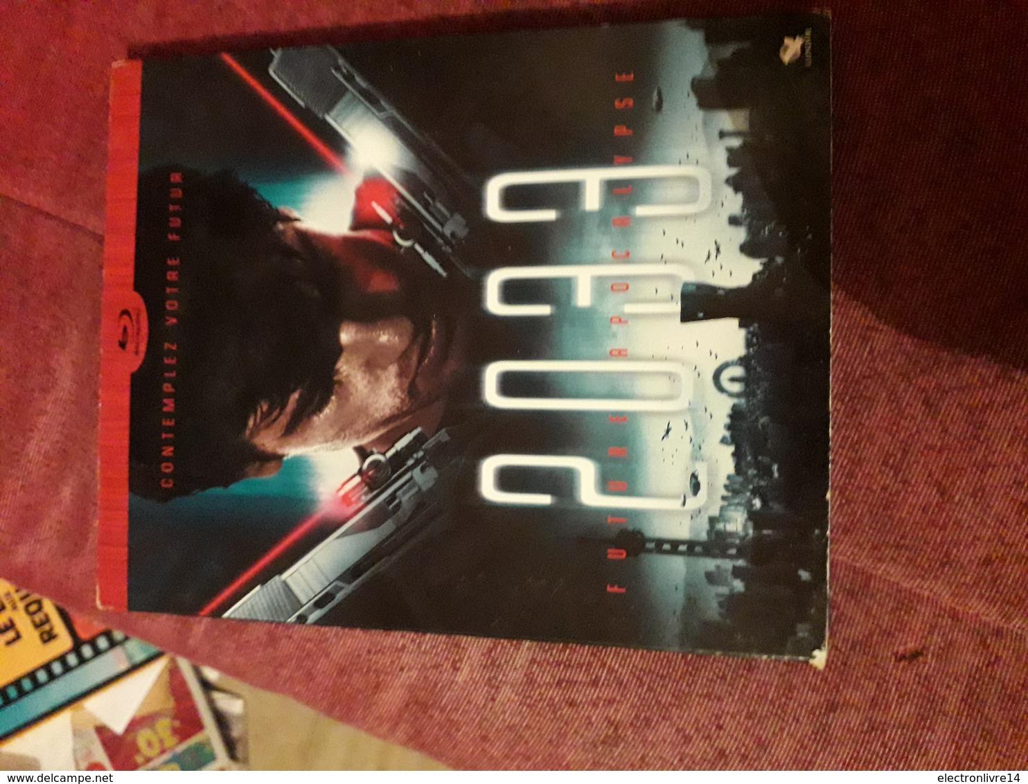 Dvd  Bluray 2033 Future Apocalypse   Vf Vostf - Science-Fiction & Fantasy