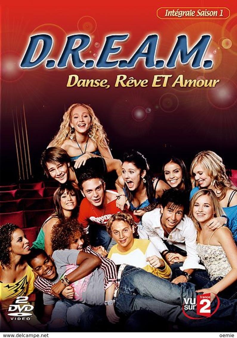 D.R.E.A.M.  SAISON 1  °°°°°°°   2 DVD INTEGRALE SAISON 1 - Séries Et Programmes TV