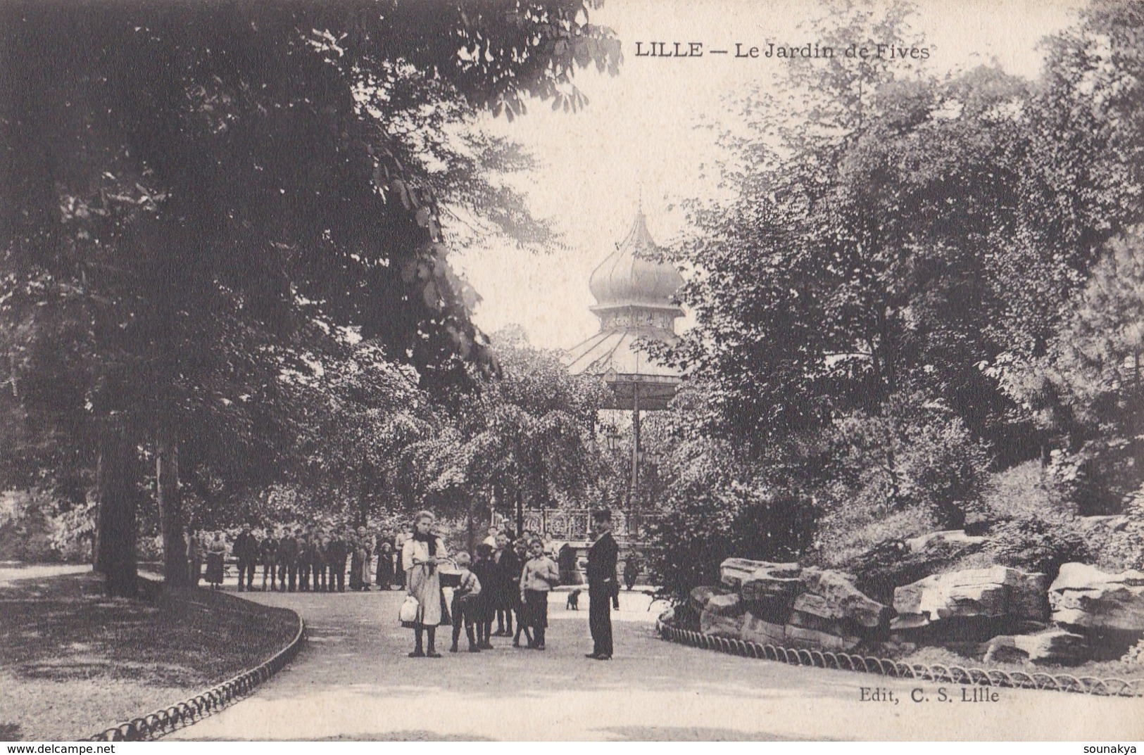 LILLE // Le Jardin De Fives - Lille
