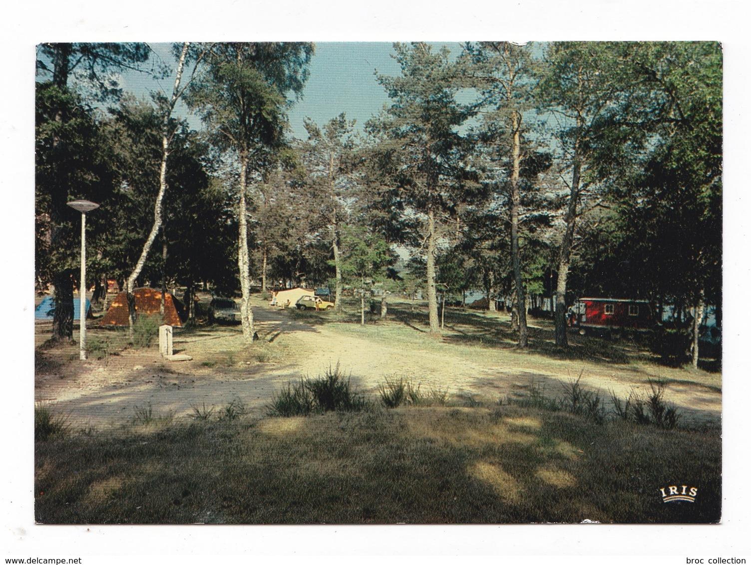 Peyrelevade, Le Camping, éd. Cap-Théojac - Iris - France