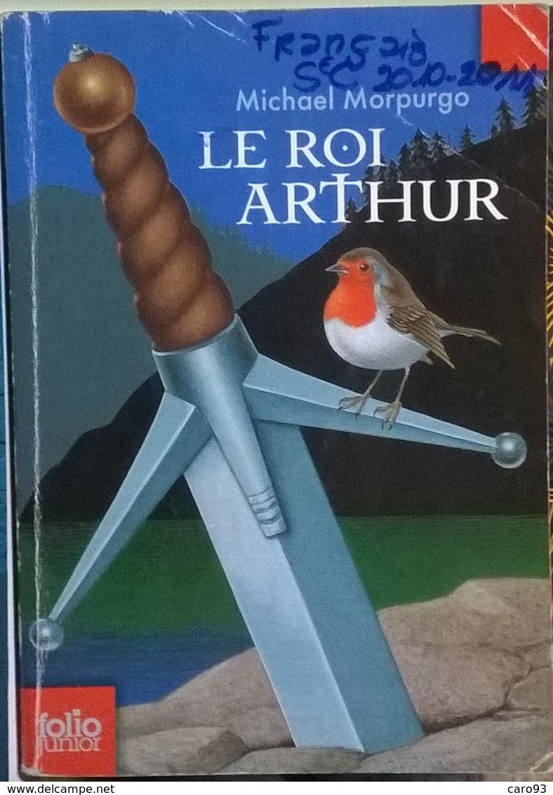 Le Roi Arthur Michael Morpurgo - Livres, BD, Revues