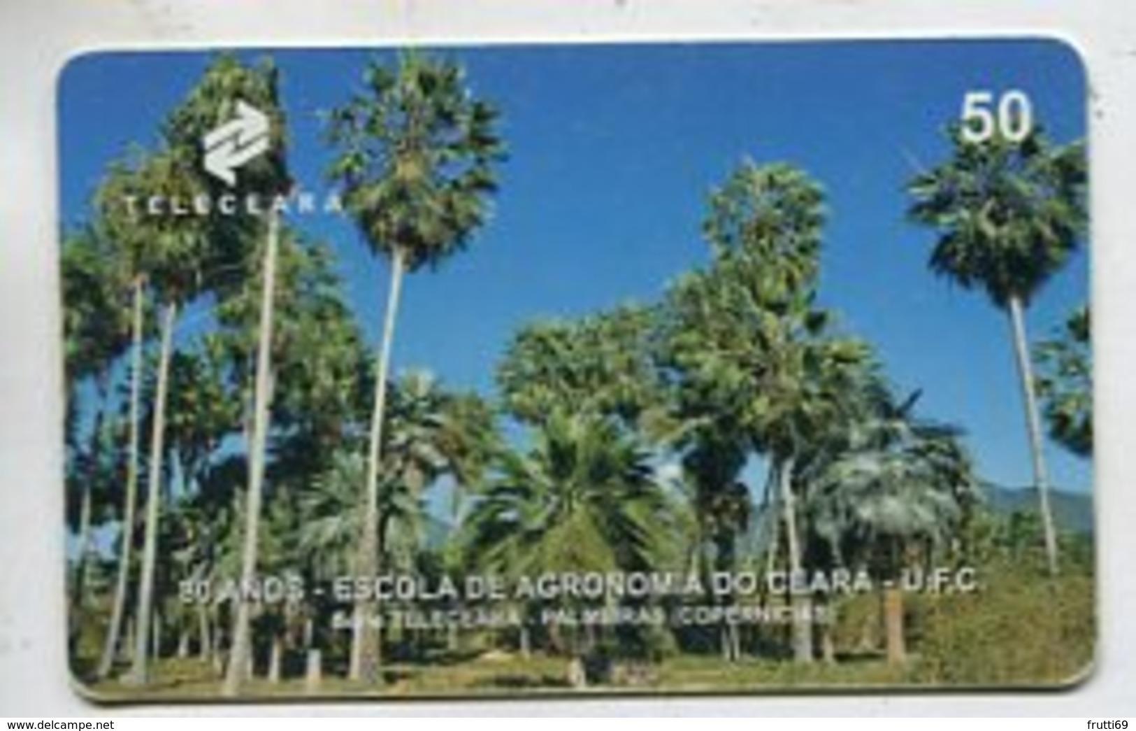 TK 07514 BRAZIL - Teleceara - Brasilien