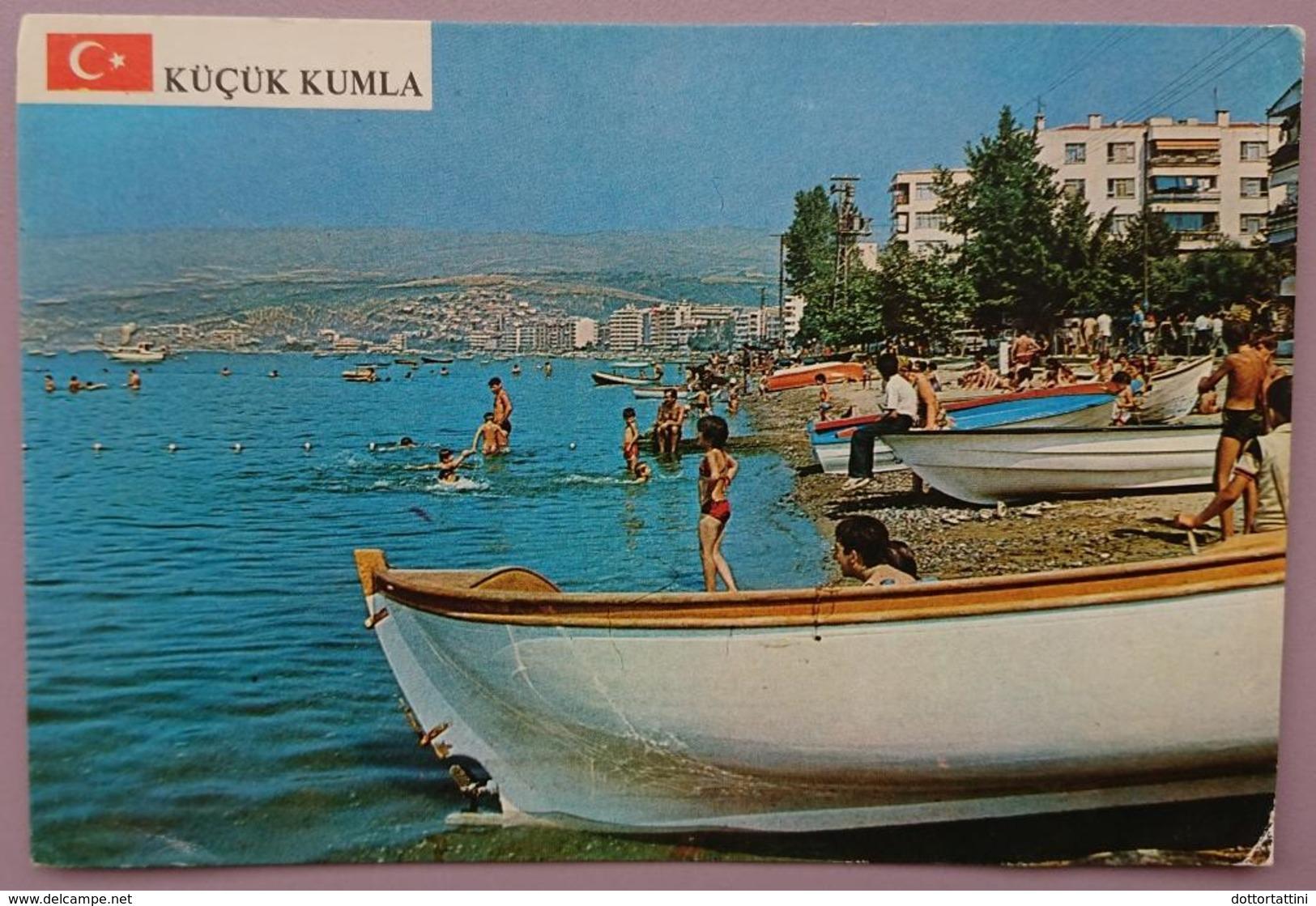 KUCUK KUMLA - Turkey - Sahliden Gorunus -    Vg - Turchia