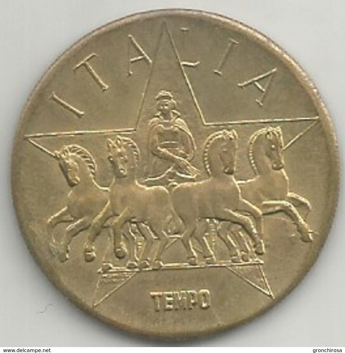 Emilia Romagna 1970 Prima Elezione Del Consiglio Regionale, Ae., Gr. 10, Cm. 3,2. - Italia