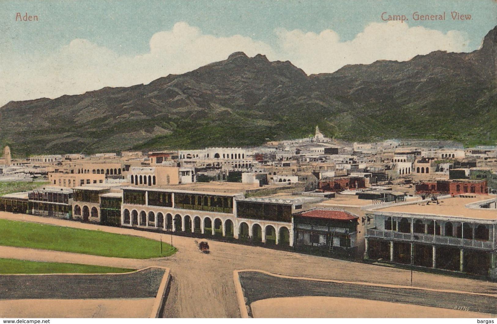 Yemen Aden Camp Général View - Yémen