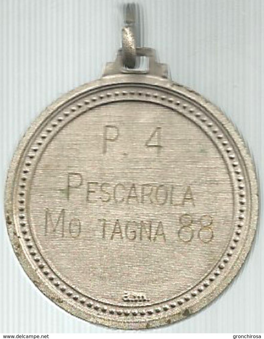 Pescarola, Prignano Sul Secchia (Mo), Tagna 88, Sport, Calcio, Mist. Dorata Gr. 14, Cm. 3,2. - Altri