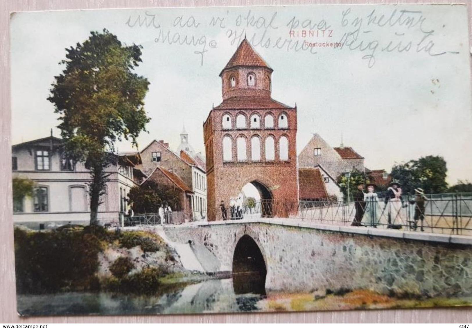 Germany Ribnitz 1910 - Deutschland
