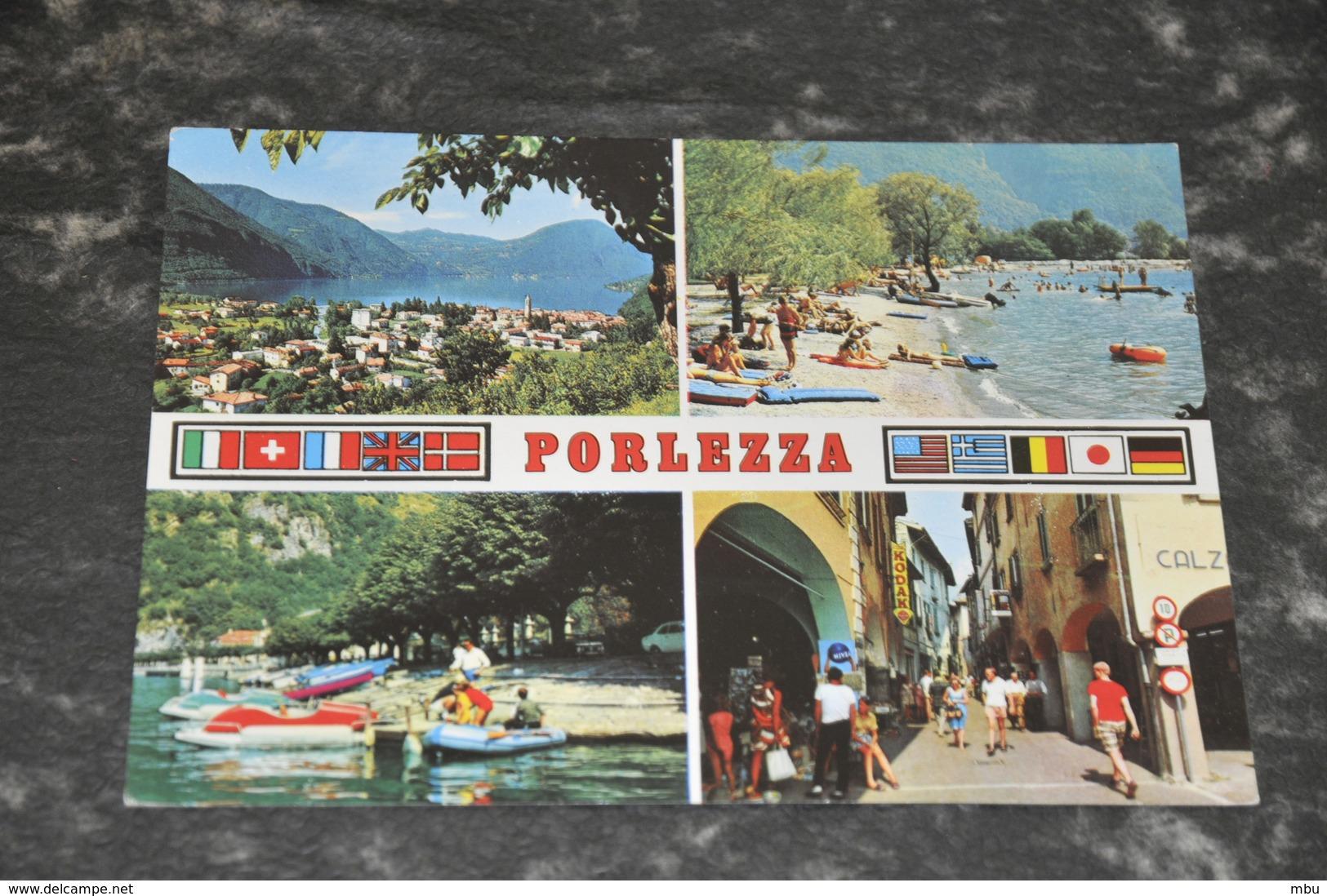 6143     PORLEZZA - Como