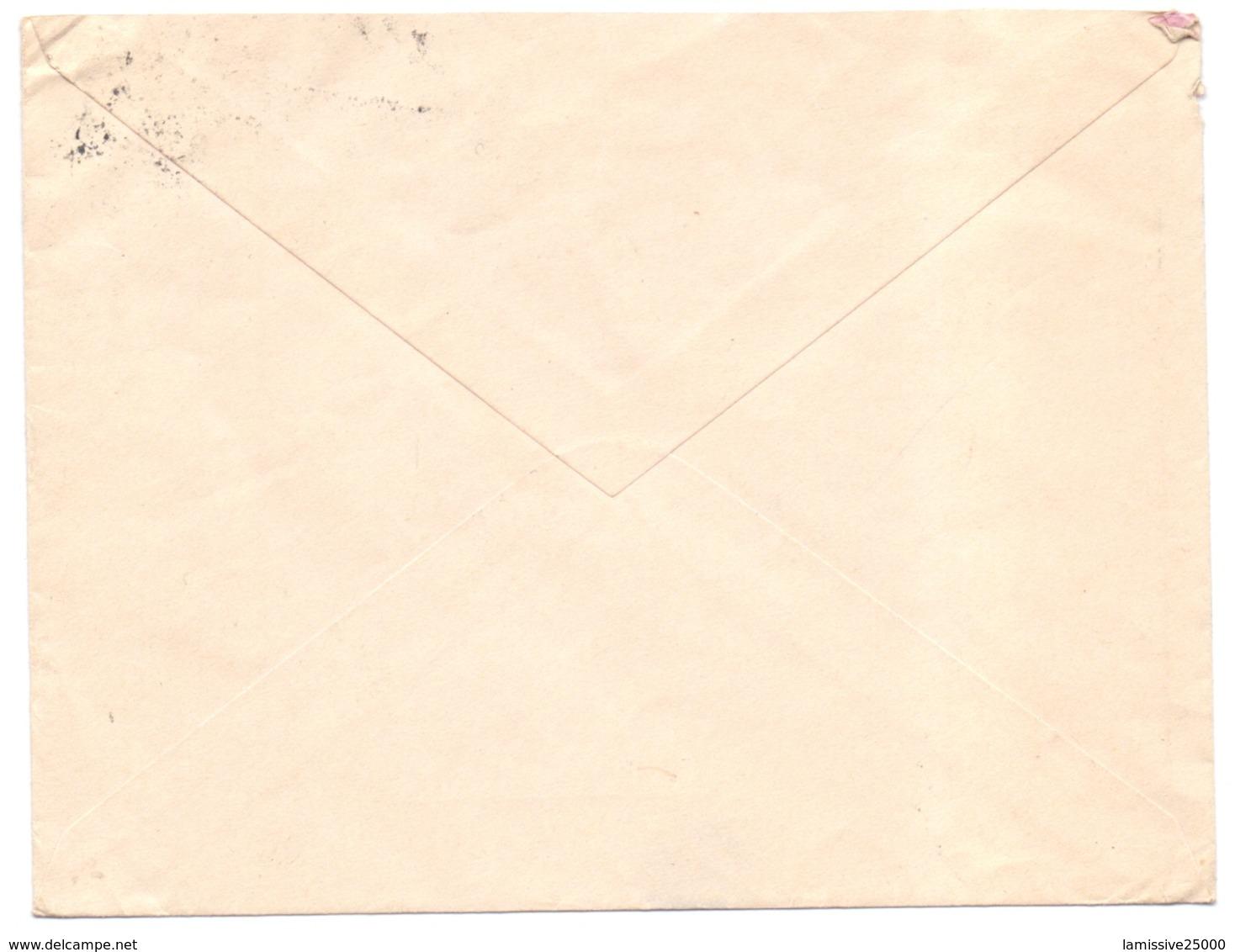 Lettre Adressé Au Maréchal Petain Recommandé D Office Angers RP Maine Et Loire - Marcophilie (Lettres)