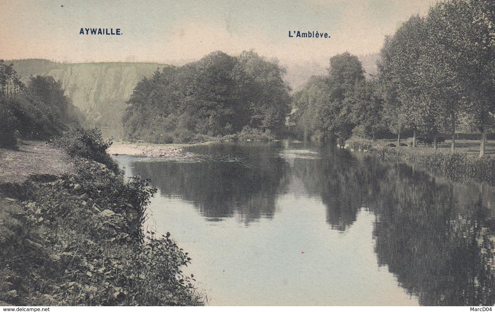 Aywaille   L'Amblève Au Gouffre - Aywaille