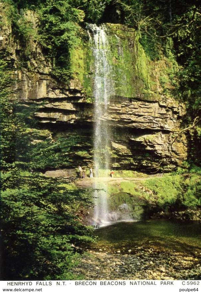 CPM - Brecon Beacons National Park - Pays De Galles