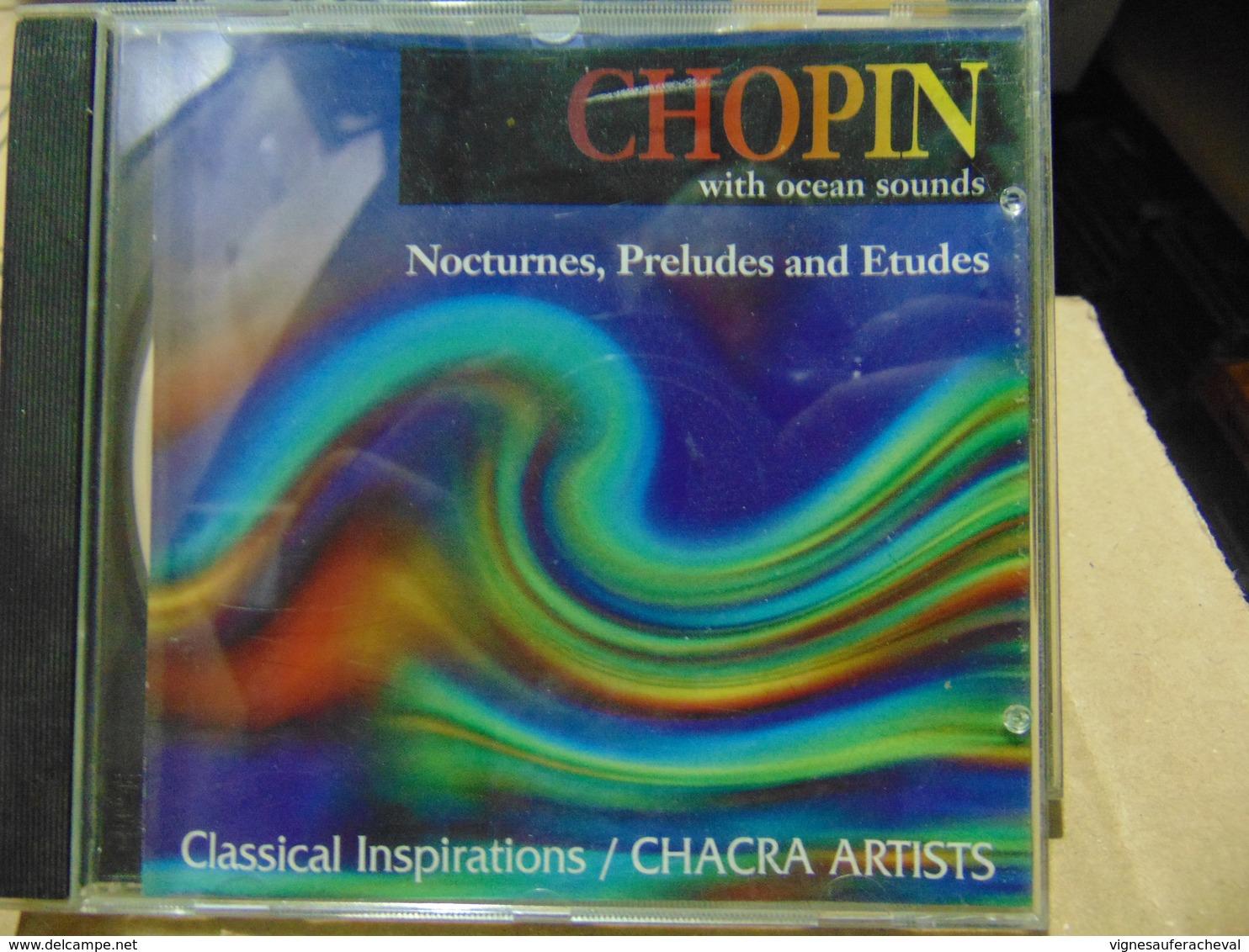 Musique-santé: Chopin With Ocean Sounds - Musik & Instrumente