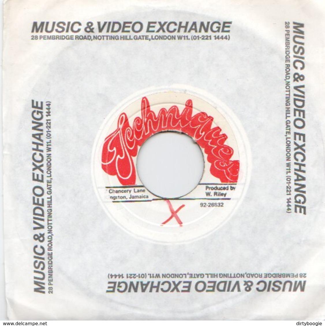 "EARLY ""B"" - Bicycle Bicycle - 45t - REGGAE - Reggae"