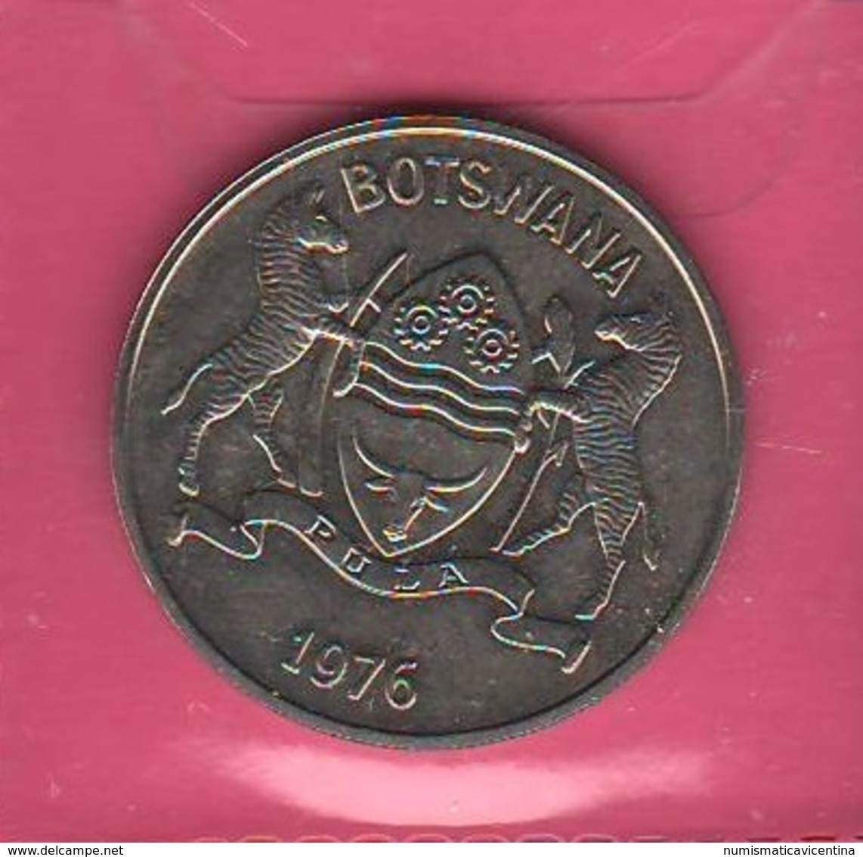 25 Thebe 1976 FAO  Botswana - Botswana
