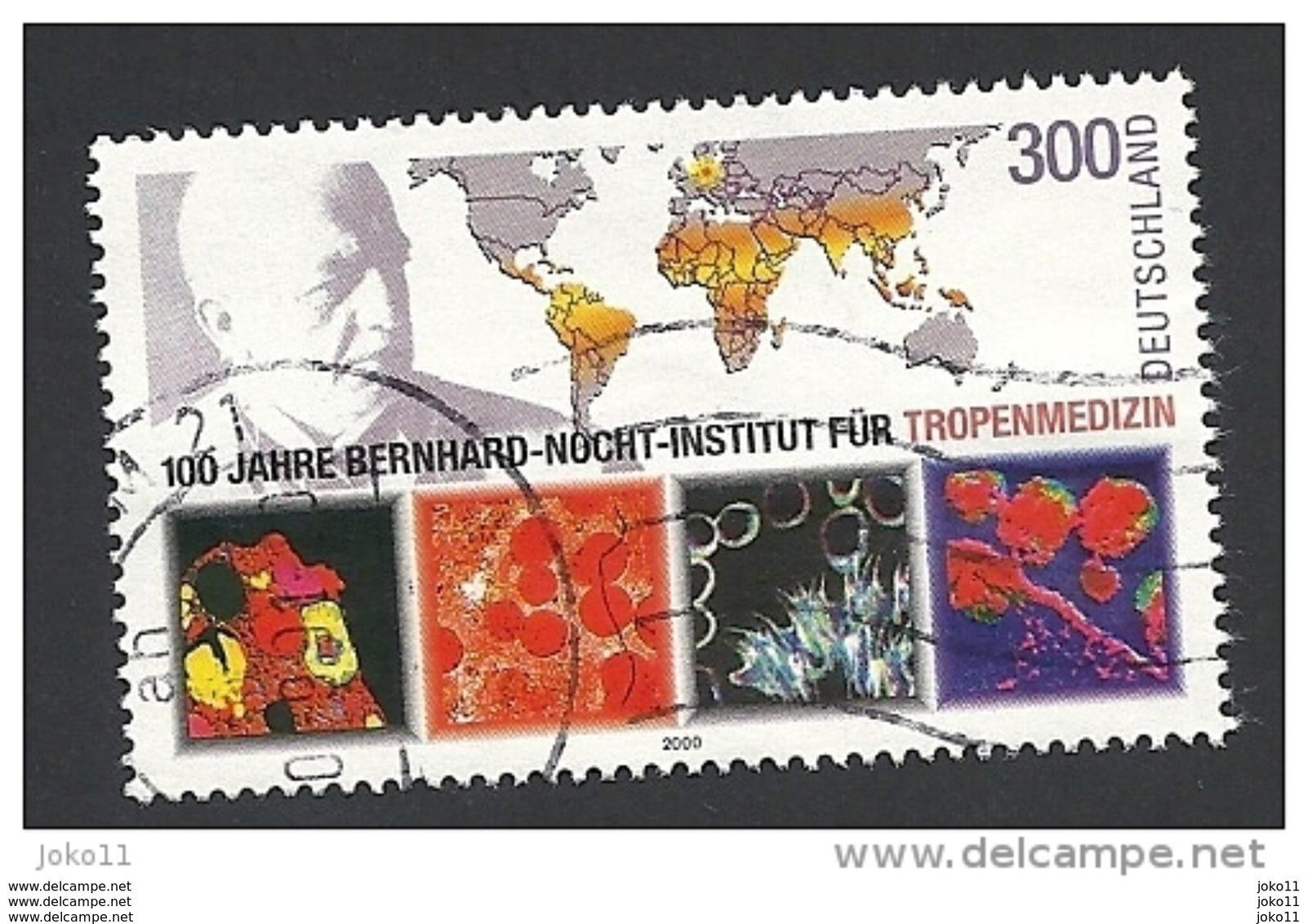 Deutschland, 2000, Mi.-Nr. 2136, Gestempelt - BRD