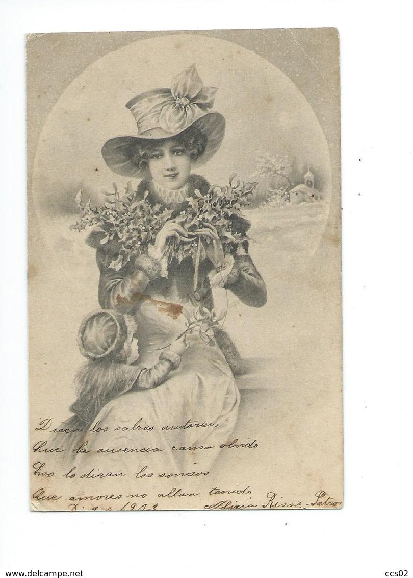 Jeune Femme élégante - Frauen