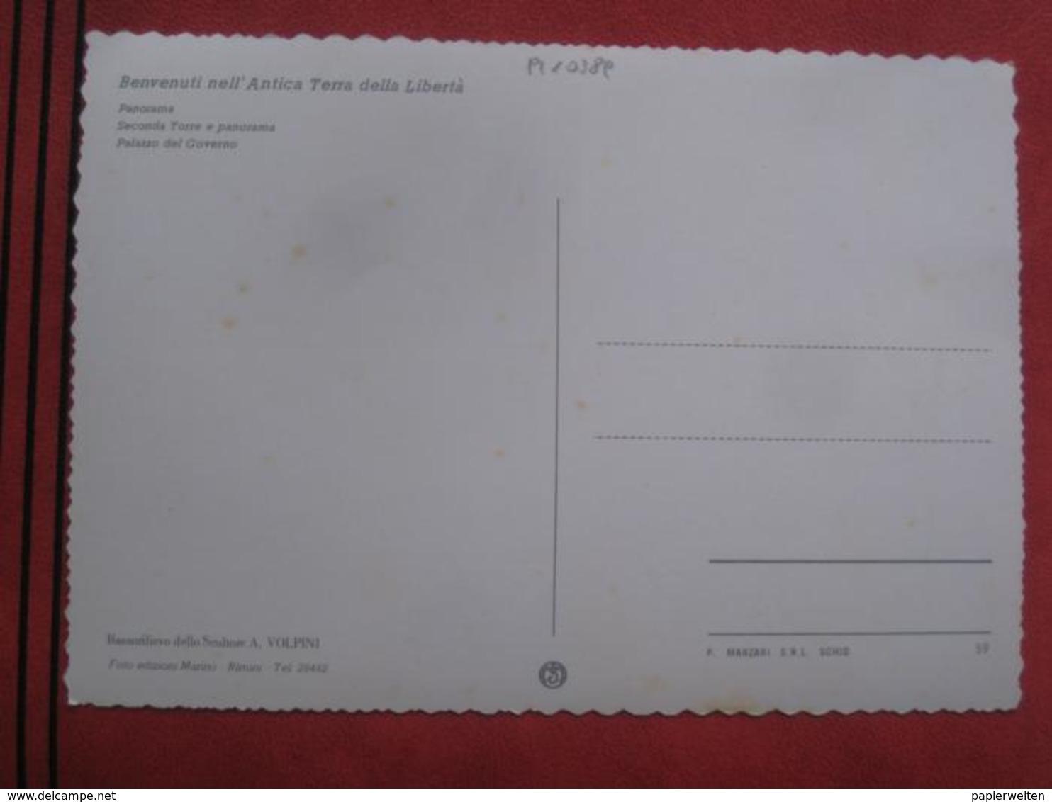 "San Marino - Mehrbildkarte ""Repubblica Di S. Marino"" - San Marino"