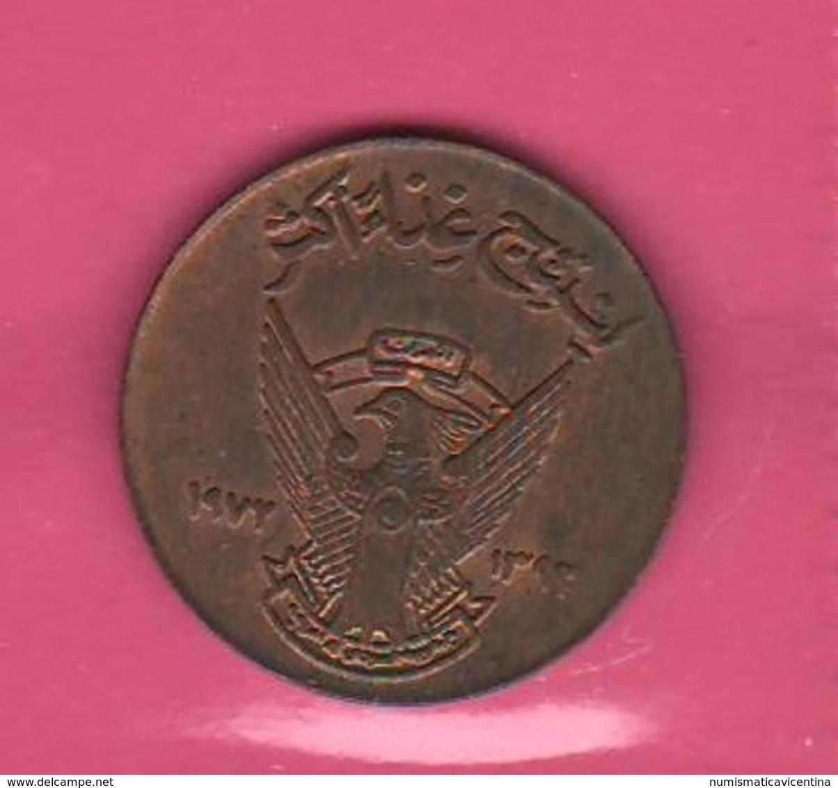 5 Millim 1972 FAO Sudan - Soudan