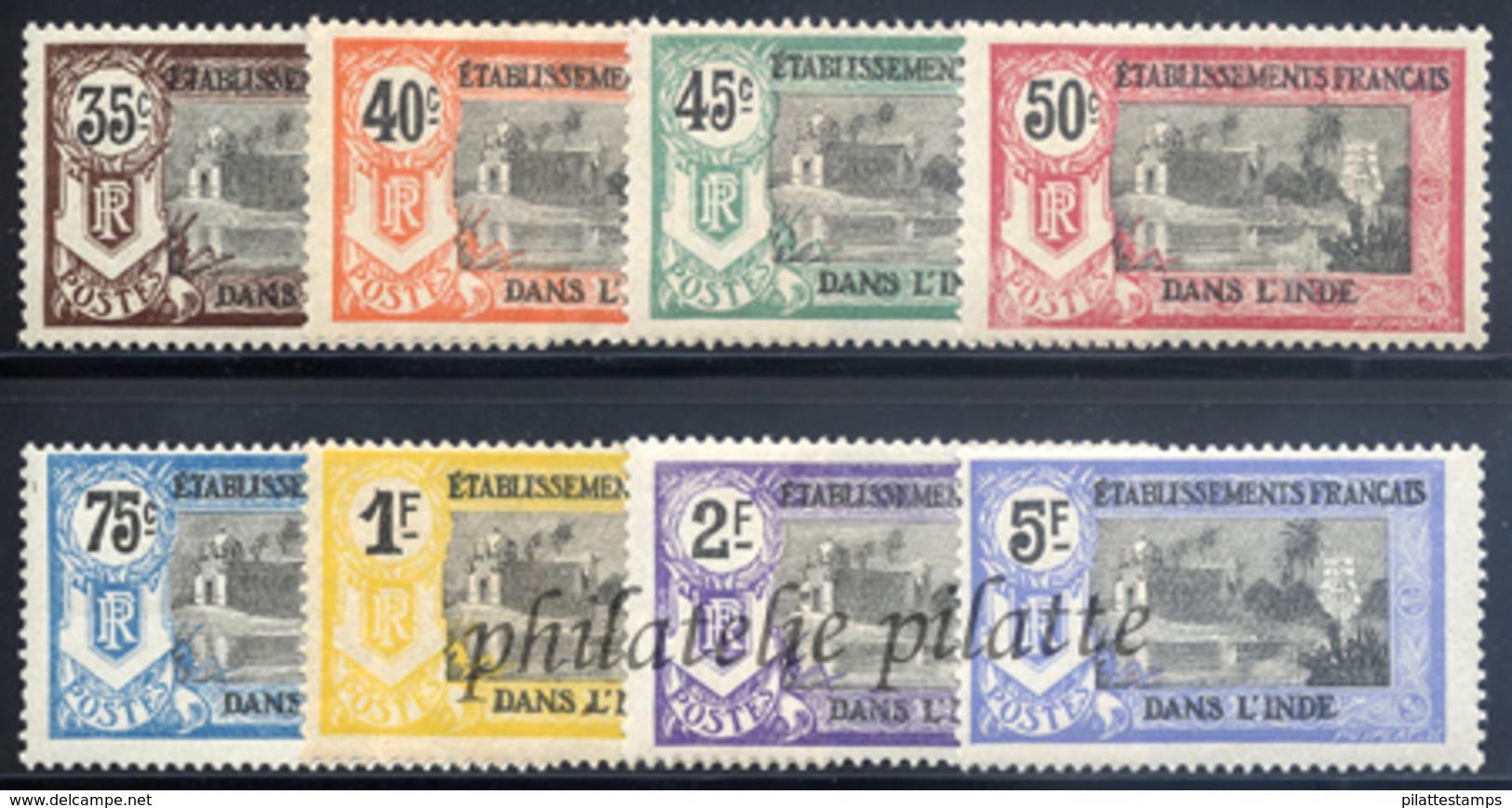 -Inde  25/42** - Inde (1892-1954)