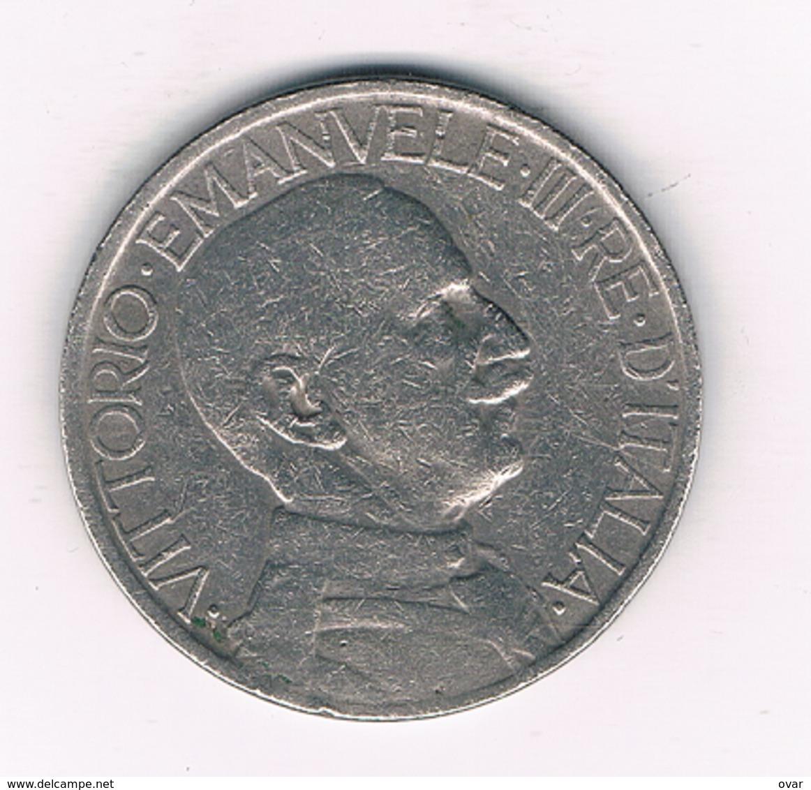 2 LIRE 1926 R ITALIE/4238// - 1861-1946: Königreich