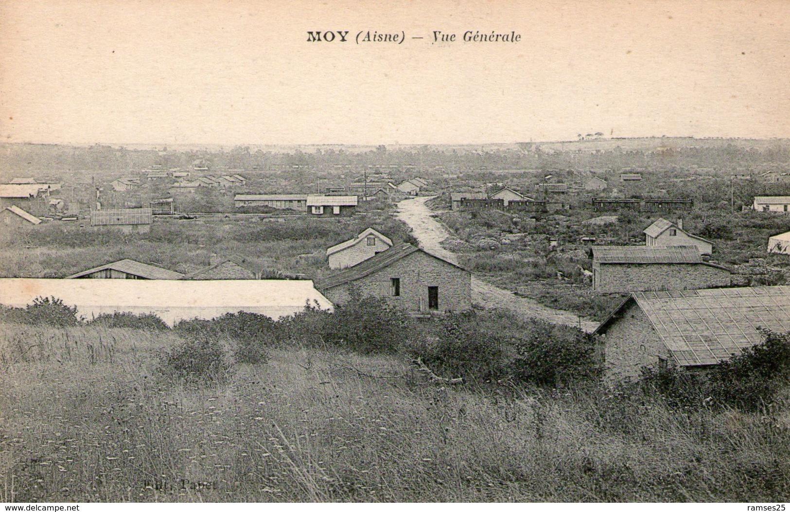 (105) CPA  Moy  Vue Generale  (Bon état) - Autres Communes