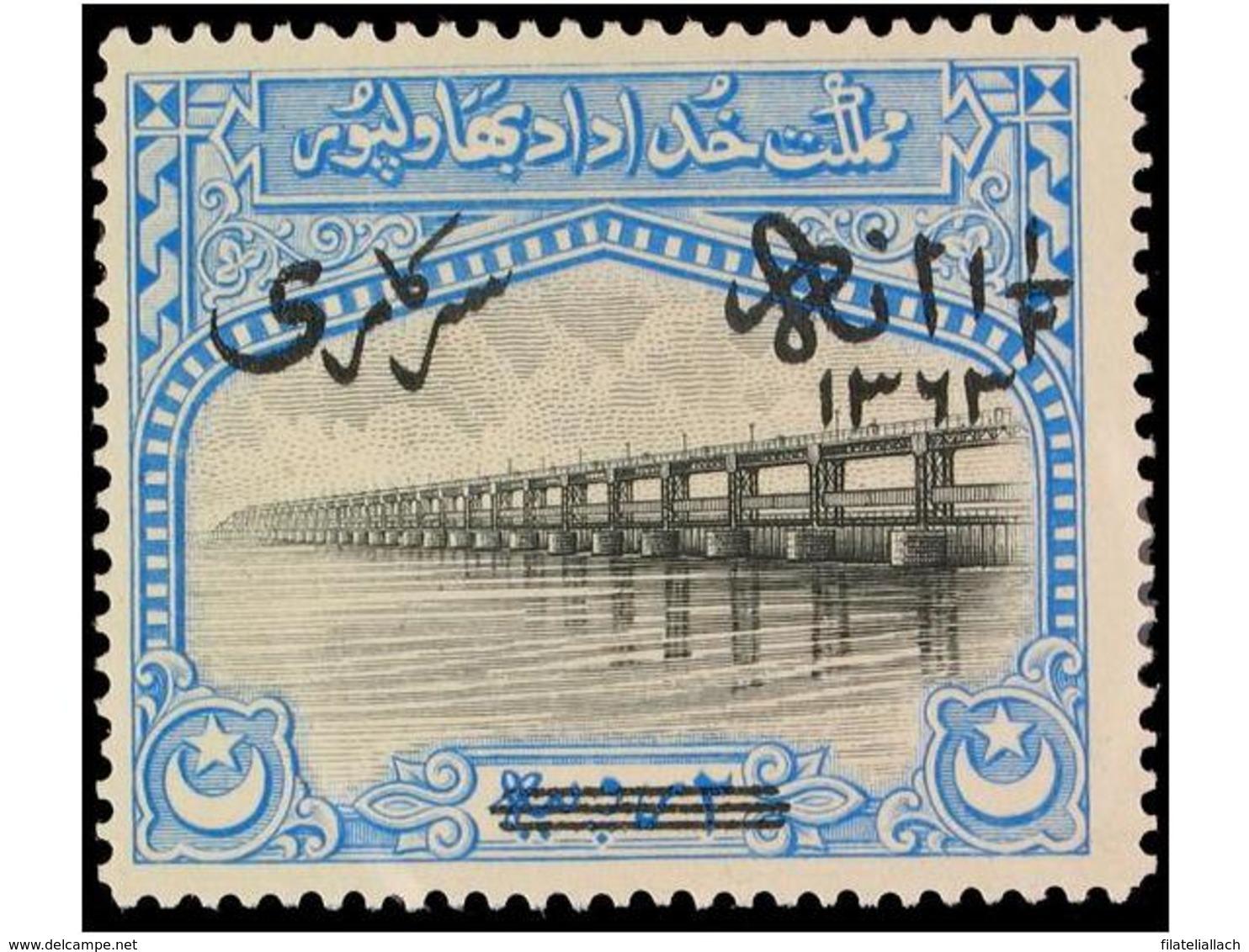 INDIAN STATES: BAHAWALPUR - Sin Clasificación
