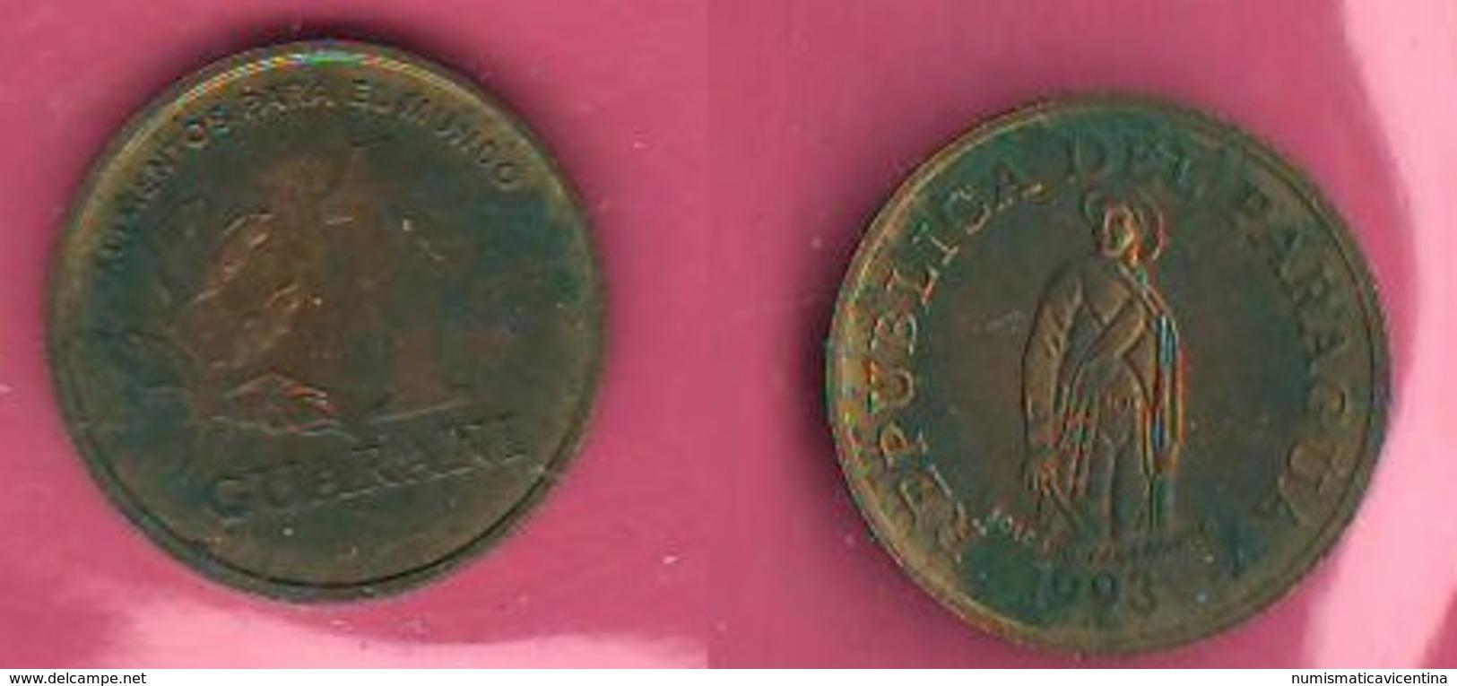 1 Guarani 1993 FAO Paraguay - Paraguay