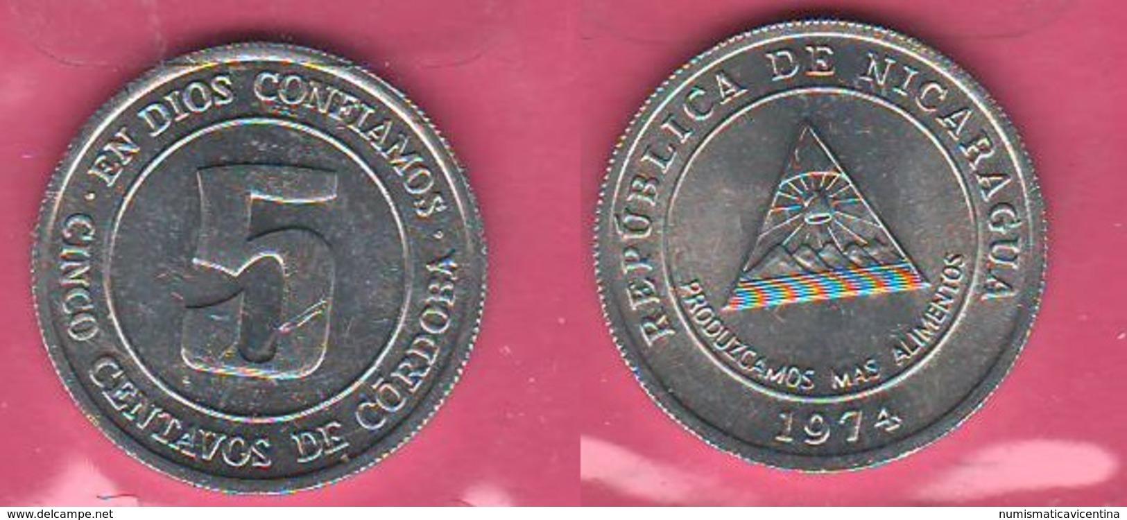 5 Centavos De Còrdoba FAO Nicaragua - Nicaragua