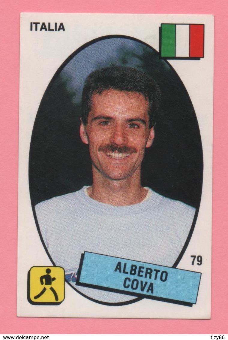 Figurina Panini 1988 N°79 - Alberto Cova - Sports