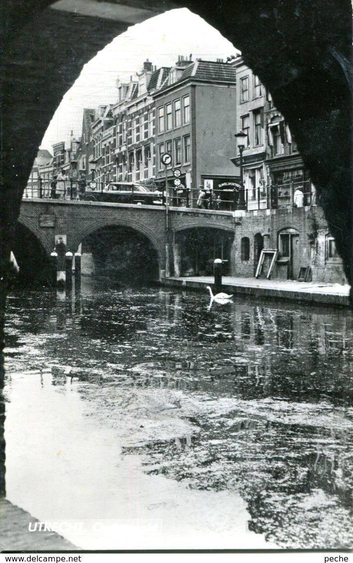 N°72891 -cpsm Utrecht -Oudegracht- - Utrecht