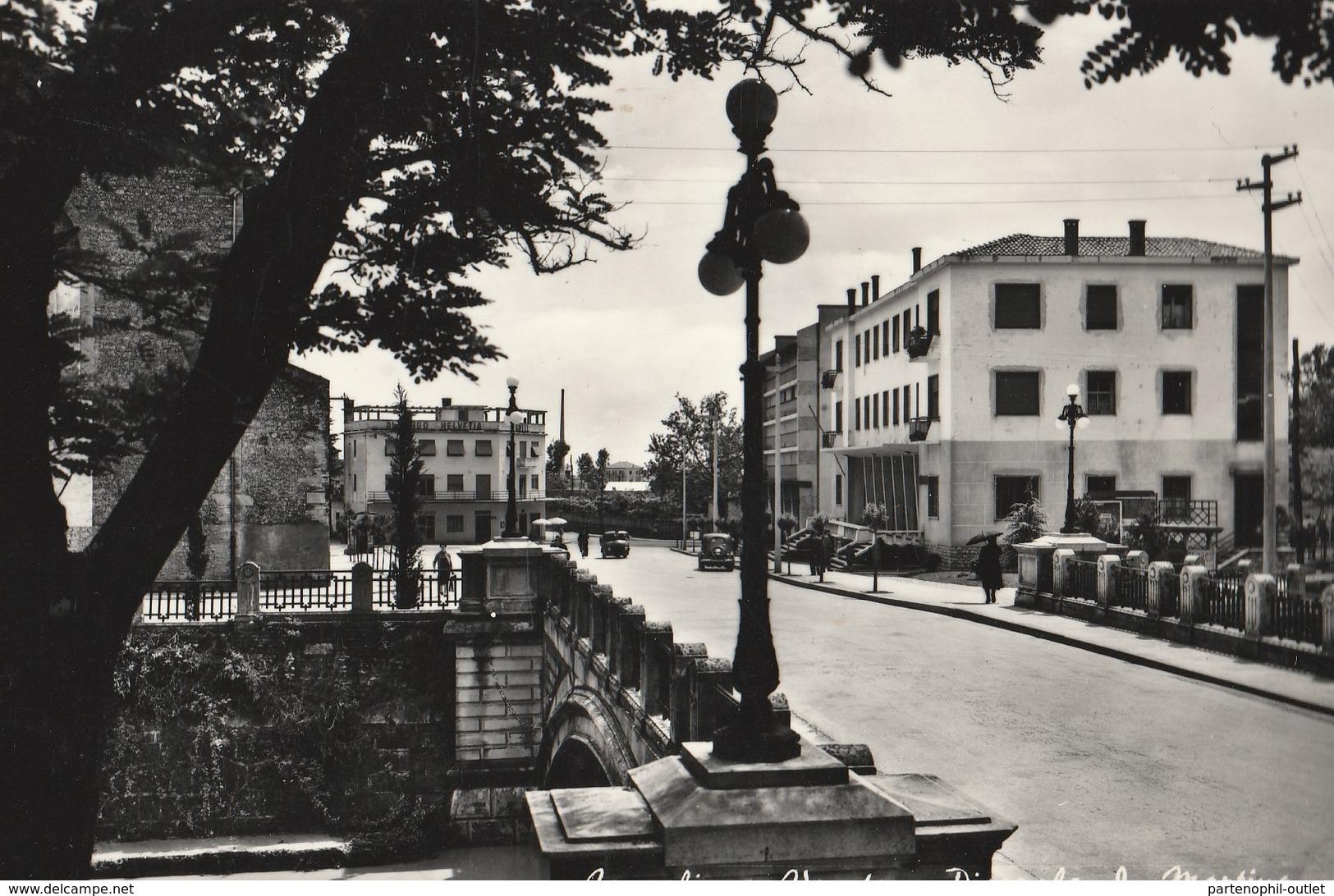 Cartolina - Postcard / Viaggiata - Sent /  Conegliano Veneto, Piazzale S. Martino..  ( Gran Formato ) Anni 60° - Treviso